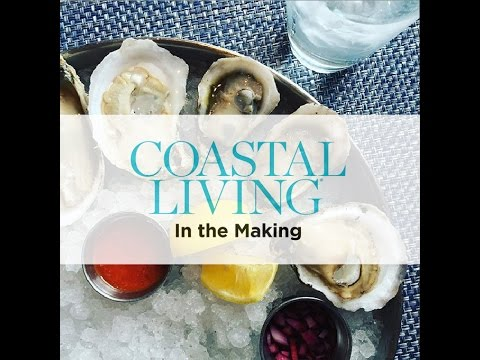 Coastal Living in the Making: Alabama Oyster Social