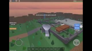 Roblox Episode 10 Redwood Gefängnis