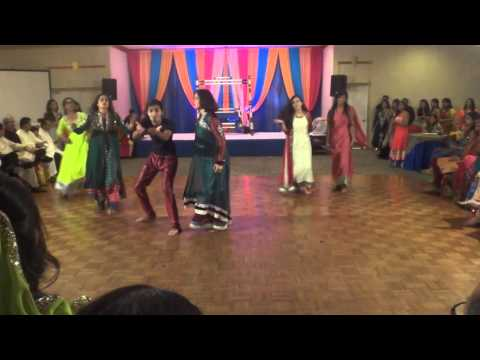 Indian Pakistani Shaadi Dance 2013 Travel Video