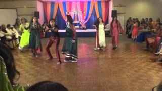 Indian Pakistani Shaadi Dance 2013