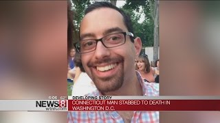 Trumbull man stabbed to death on Metro in Washington D.C.