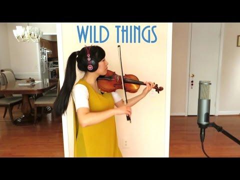 Wild Things Alessia Cara Violin Cover