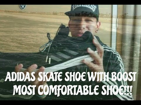Adidas Boost Skate Shoes??!?