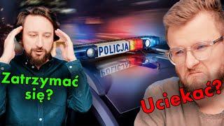 Co robić, gdy goni nas POLICJA? - Lekko Stronniczy #1089