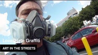 Love/Hate Graffiti - Art in the Streets - MOCAtv Ep. 1