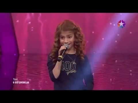 Nazar Nur Kaya ( Padişah ) O Ses Çocuklar