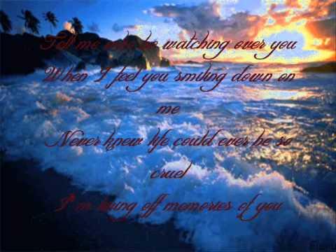 Jay Sean  Fade Away     w / lyrics