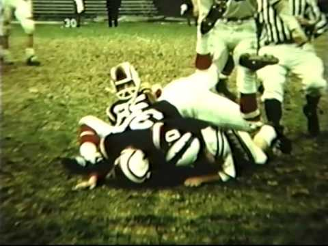 Philadelphia 1965 City Championship Football Game 1St Half Southern vs. West Catholic High School