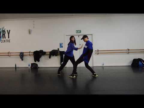Sixteen | Ellie Goulding | Don Diablo Remix | Mitch's Choreography