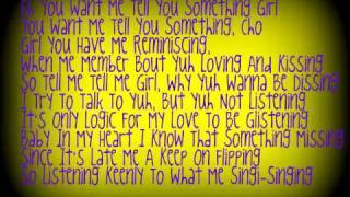 Everyone Falls Inlove Sometimes:Beenie Man! (Lyrics)