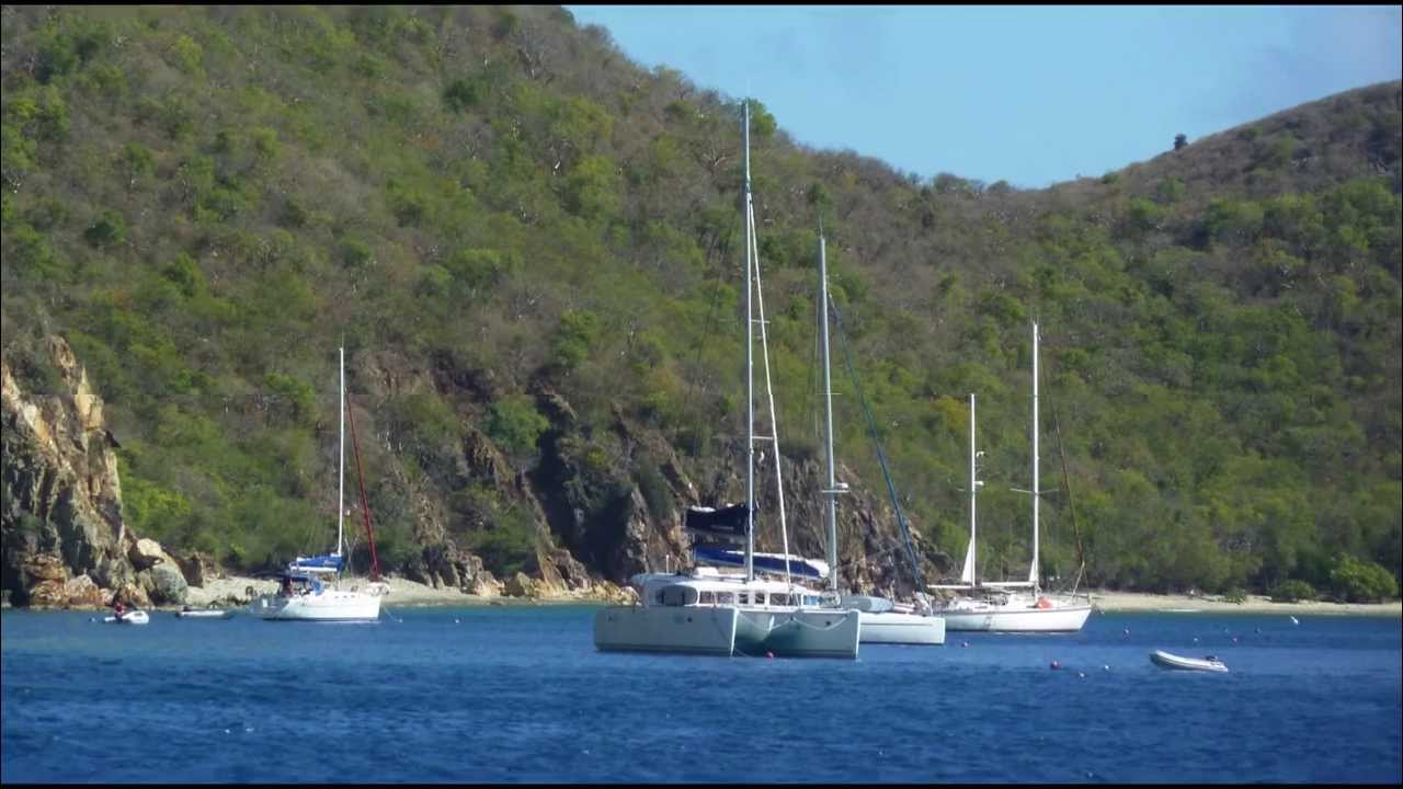 virgin islands yachts Charter