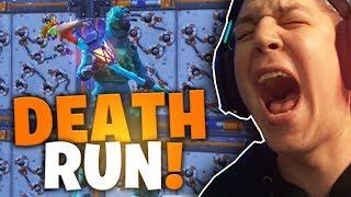 Der 5000€ Death Run | Fortnite | SpontanaBlack