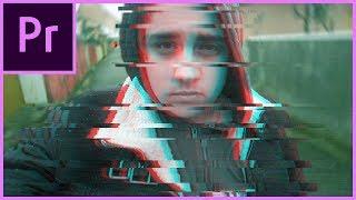 CC Pro Glitch Geçiş | Öğretici Adobe Premiere Oluşturma
