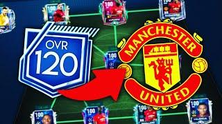FULL 120 OVR MANCHESTER UNITED /FIFA MOBILE 19 - 100 OVR SANCHEZ