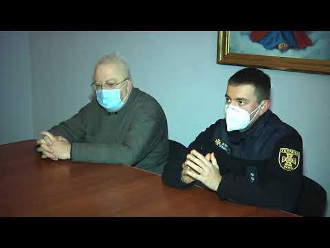 У ДСНС в Івано-Франківській області: Рятувальники провели із священнослужителями інформаційно-роз'яснювальну