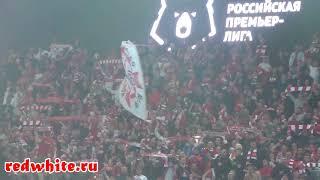 фанаты Спартака на матче
