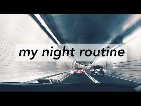 My Night Routine 2016 // Marley Gemini