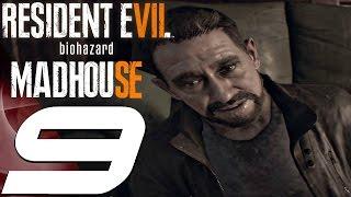 Resident Evil 7 - Madhouse Mode Walkthrough Part 9 - Mia's Past Ship Tape (PS4 PRO)