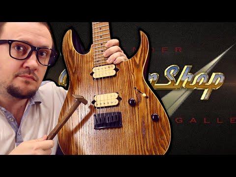 Проверяем метод мастера Fender Custom Shop! Неужели работает?