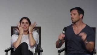 Teen Wolf's cast dancing (TFMIC3 con in Toulouse, France)