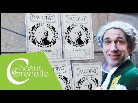 [TEASER] - CD PACOTAT - Choeur de Grenelle - Alix Dumon-Debaecker