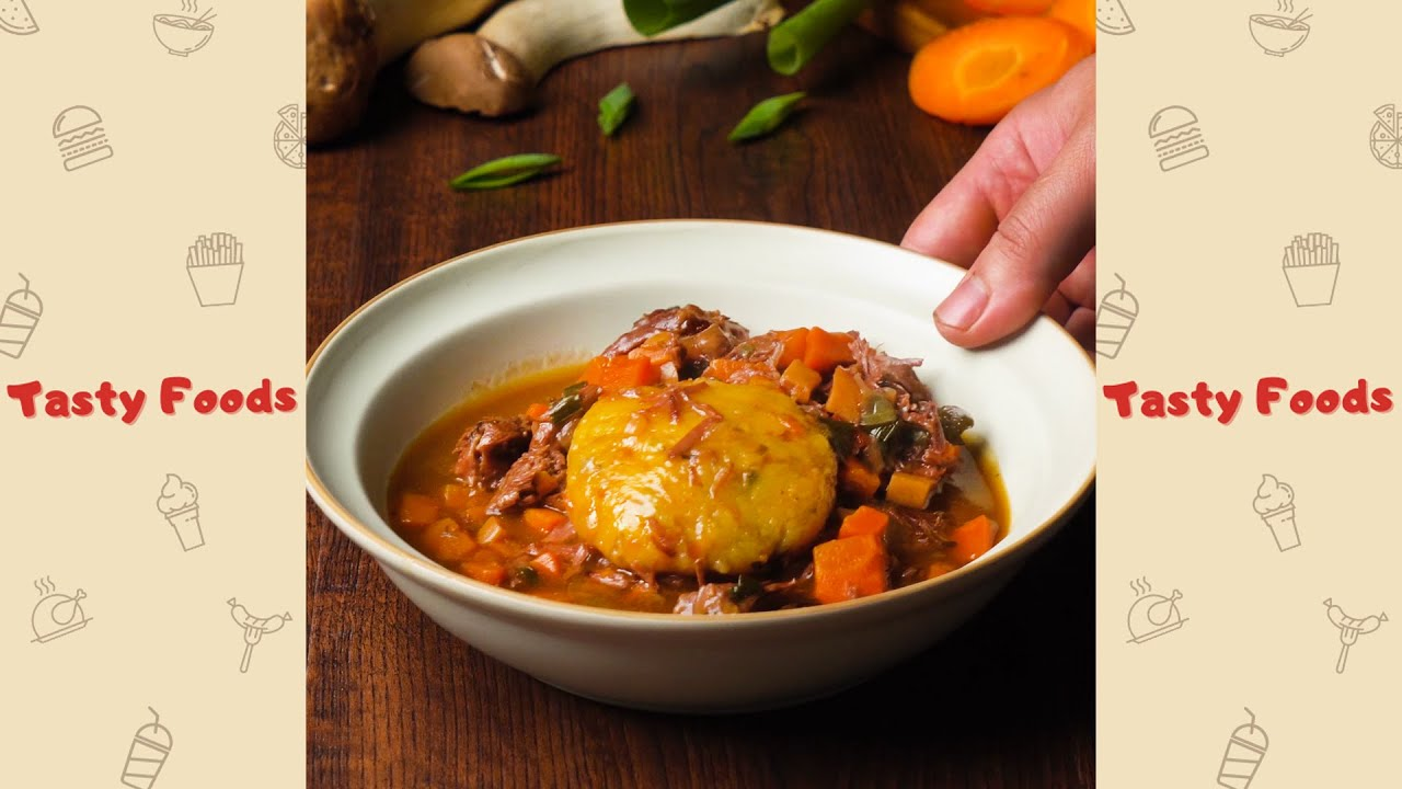 #118 Amazing Beef stew Tutorials   Home cooked food #shorts