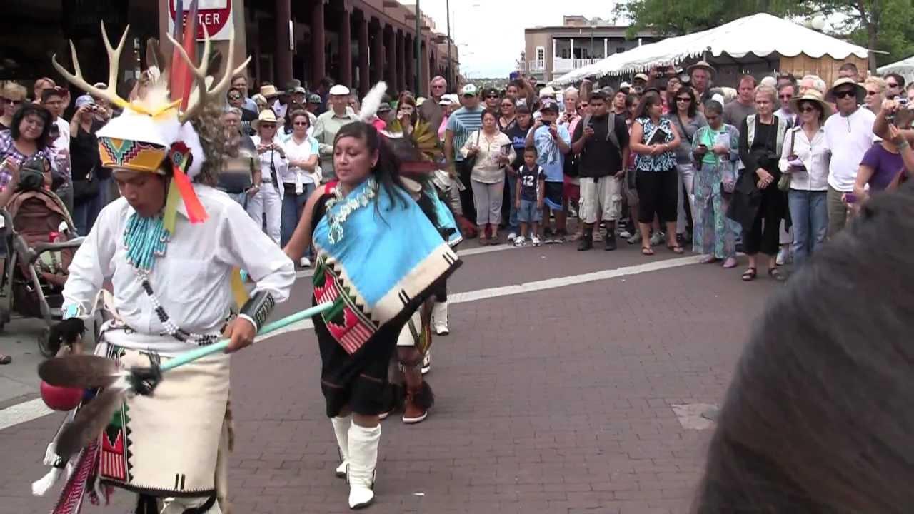 Quot 90th Swaia Indian Market Santa Fe New Mexico Quot Pt 4 Of 4