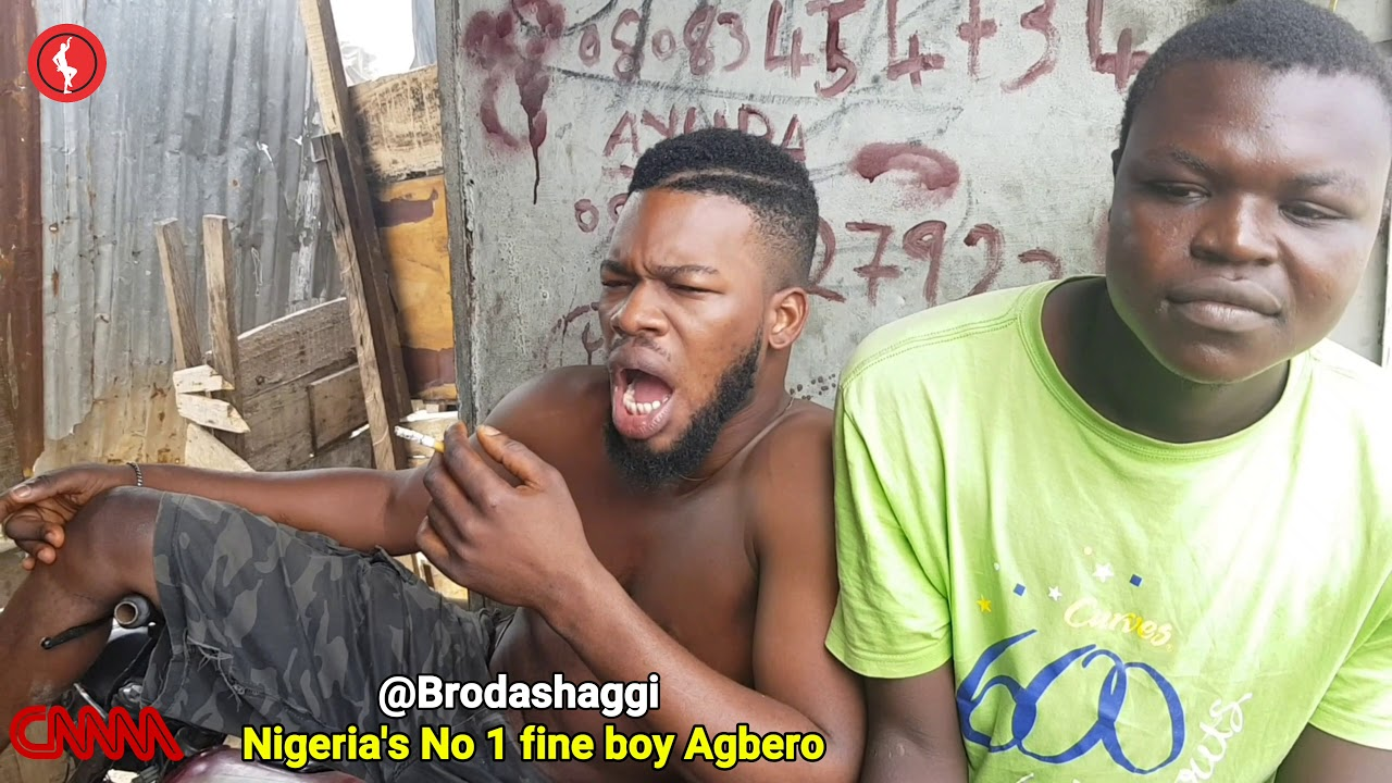 Brodashaggi tells us about himself in a new comedy