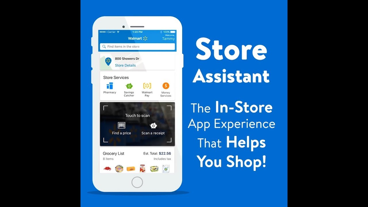 Walmart's Store Assistant brings in-store value to mobile