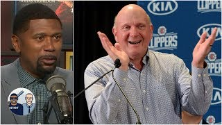 Jalen Rose appreciates Steve Ballmer's enthusiasm | Jalen & Jacoby