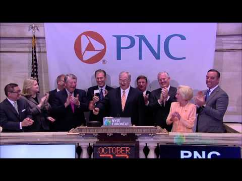 The PNC Financial Services Group Celebrates 25 Years of Trading on the New York Stock Exchange