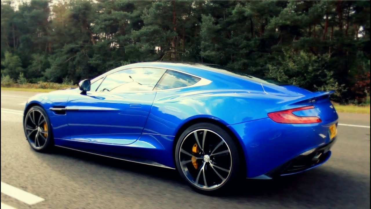2013 Aston Martin Vanquish Sound One Of The First On The Open Road 1080p Hd Video Watch Now Autoportal Com