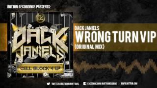"Dack Janiels - ""Wrong Turn VIP"" [Rottun Records Full Stream]"