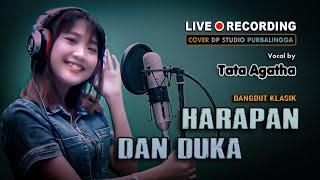 HARAPAN DAN DUKA - Tata Agatha [COVER] Lagu Dangdut Klasik Lawas Musik Terbaru