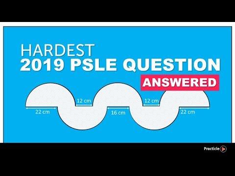 2019 PSLE Math