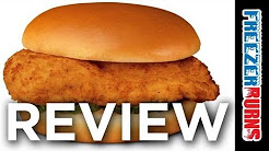 Frozen Spicy Chicken Sandwich Review: Freezerburns (Ep571)