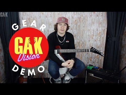 GAK DEMO : 2017 Gibson Explorer & Firebird