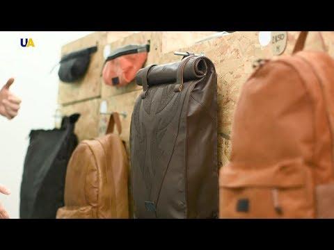 eddb8f7c1f94 Новые рюкзаки из старых курток: украинский апсайклинг | Мастер дела