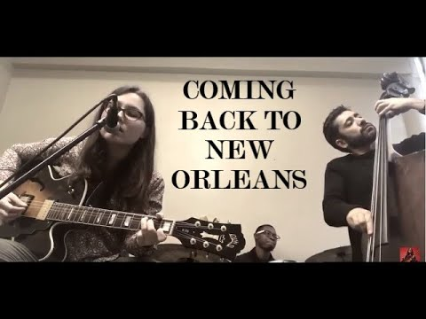 """Coming Back to New Orleans"" by Alicia Marie (Trio Version)"