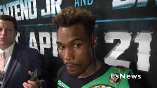 """"""" If They Want Me To Fight Canelo I Will """" Jermall Charlo EsNews Boxing"""
