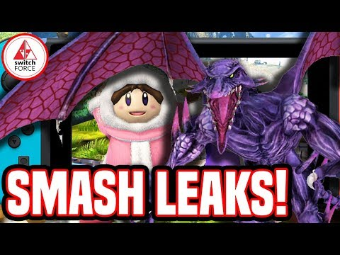 Smash Bros Switch: Ridley, Ice Climbers, It's A Sequel [RUMOR]