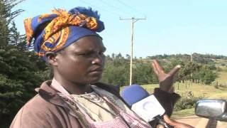 Road Accident at Timboroa