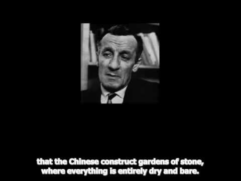 Merleau-Ponty - Sensible Objects (English Subtitles)