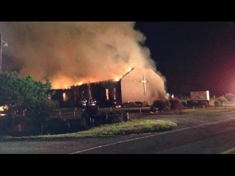 Who Is Burning Black Churches?