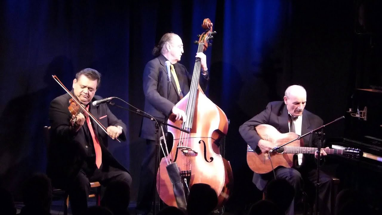 Gypsy Dynasty Minor Swing Martin Weiss Vali Mayer
