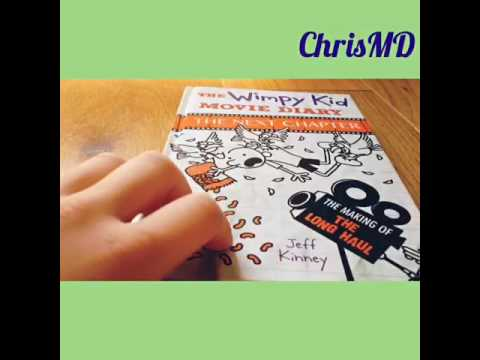 New wimpy kid book the next chapter review youtube new wimpy kid book the next chapter review solutioingenieria Image collections
