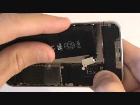 Iphone 4 Battery Replacement Tutorial Instructions Gadgetmenders