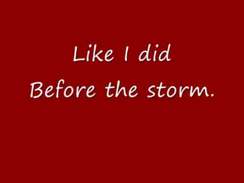 Nick Jonas and Miley Cyrus - Before The Storm with lyrics
