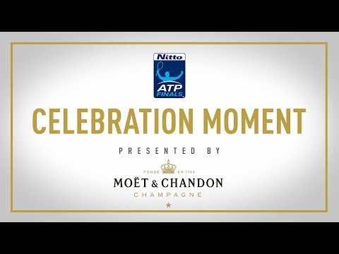 Moet Moment Dimitrov Wins Nitto ATP Finals 2017