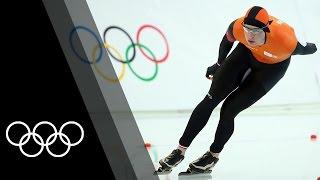 Kramer, Koss & Andersen - 5000m Speed Skating Record Breakers